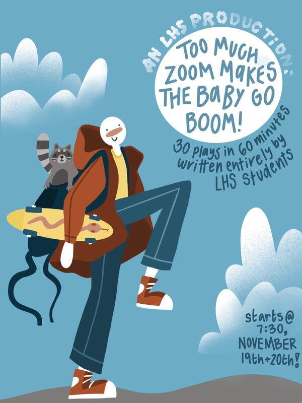 too much zoom makes the baby go boom play poster