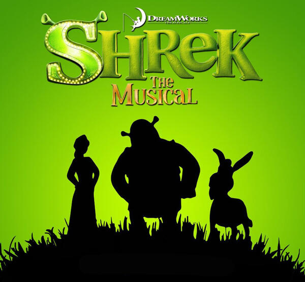Shrek: The Musical (banner)