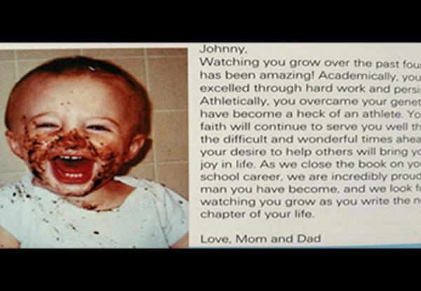 Yearbook Information: Senior Parent Tributes