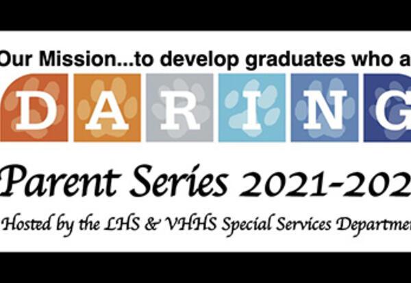 2021-2022 Special Services Parent Series