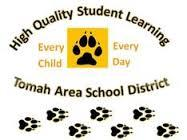 Tomah Area School District Logo