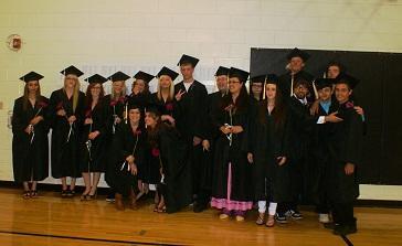Robert Kupper program graduates