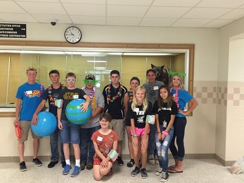 Freshmen Orientation Link Crew 1