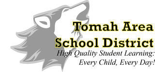 Toamh Area School District logo
