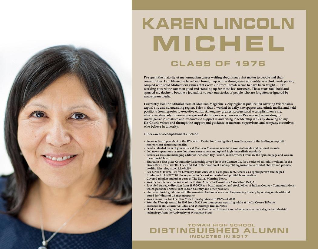 Karen Michel photo