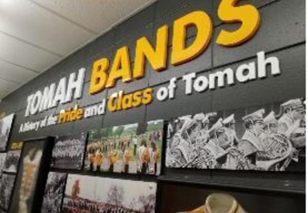 New Band History Wall Image