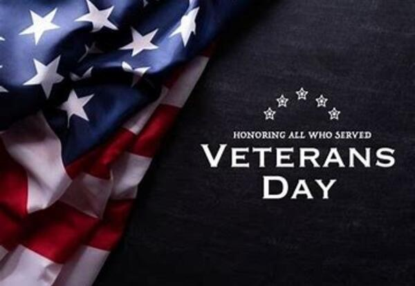 Home of the Free Because of the Brave! TASD Honors our Veterans!