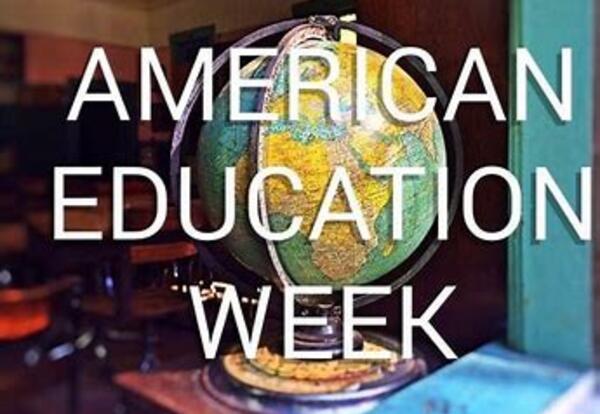 Celebrating American Education Week 2020!