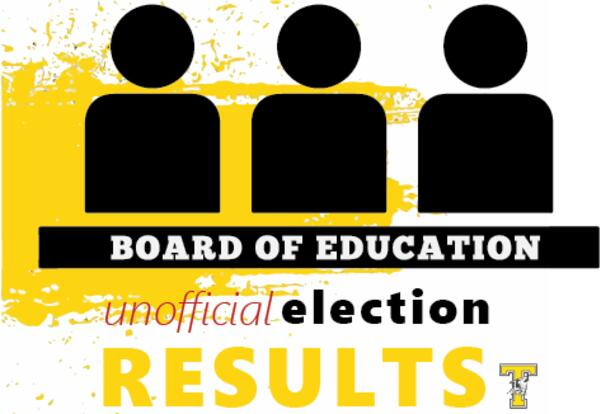 TASD Board of Education Unofficial Election Results
