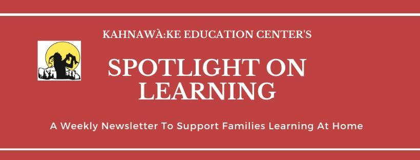 Spotlight on Learning
