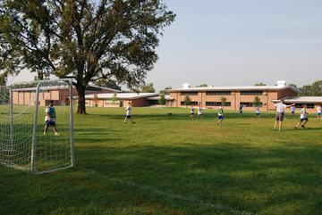 Butler Junior High Soccer fields