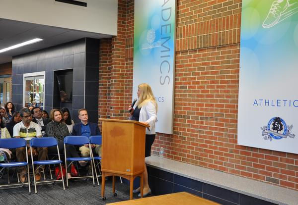 Board of Education recognizes students