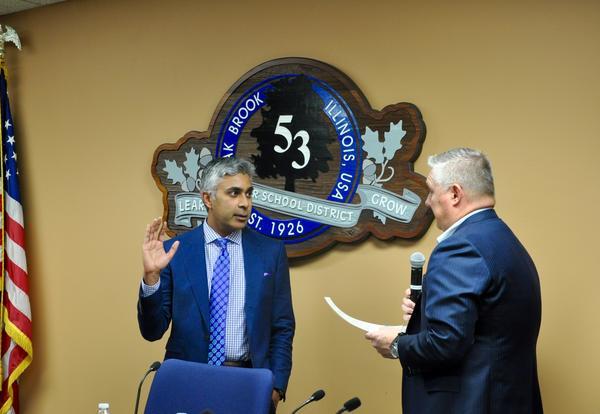 Board appoints new member Dr. Sanjay Rao