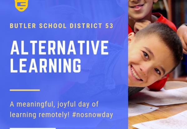 District launches alternative learning for snow days
