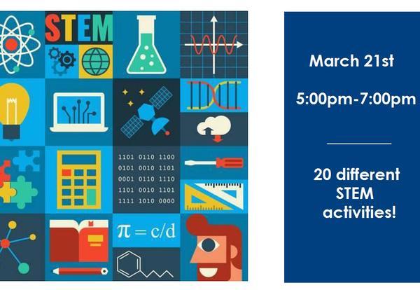 STEM Lab Exploration! 20 different STEM activities!