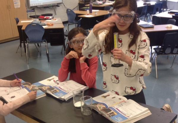Schools highlight Science Education Week