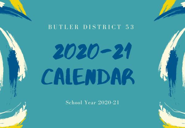 School calendar for 2020-21 approved