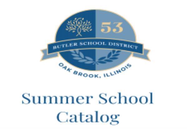 Announcing District 53 Summer School Opportunities