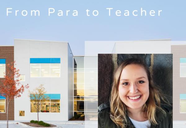 Para to Teacher