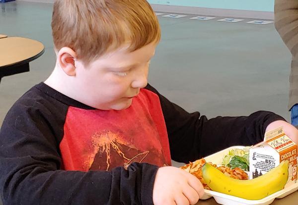 Wellness at Spero Academy  Part I: Feeding the Future