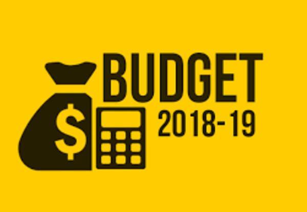 IU5 2018-19 Preliminary Budget