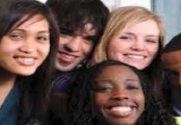 Picture of Student Faces to advertise the Student Assistance Program Training