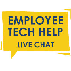 Live Chat - Employee Tech Help
