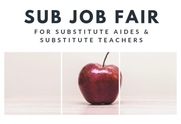 IU5 Substitute Job Fair