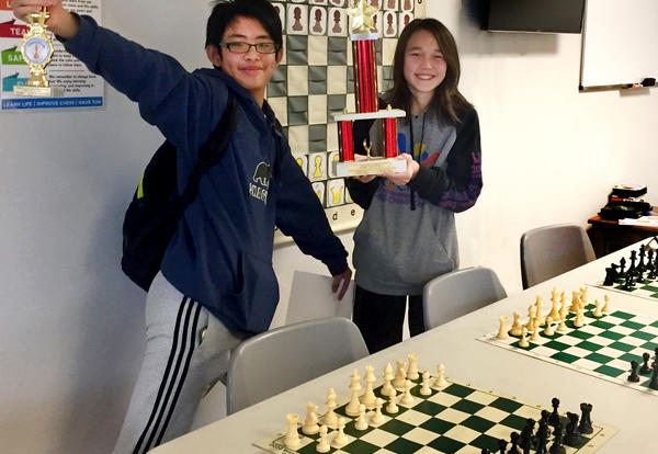 Chess & Speech Teams Score Double Win For Villa