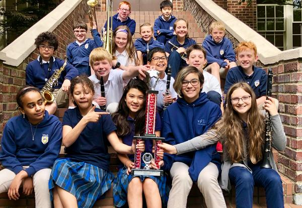 Villa Band Brings Home 3 Trophies From Music In The Park Festival