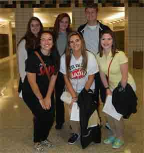 SADD Participate in a New Student-led Initiative