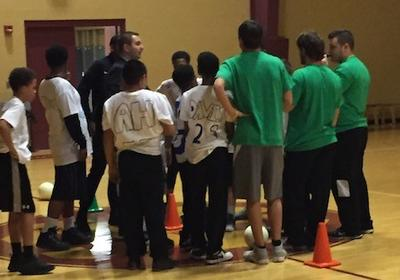 Stand Together Dodgeball 4