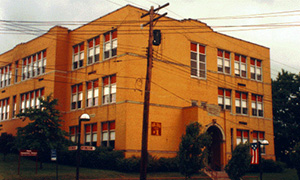School Building Photo