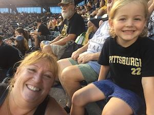 Steel Valley Summer Camp Goes To A Pirates Game - Photo 11