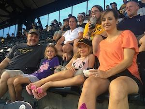 Steel Valley Summer Camp Goes To A Pirates Game - Photo 3