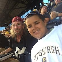 Steel Valley Summer Camp Goes To A Pirates Game - Photo 9