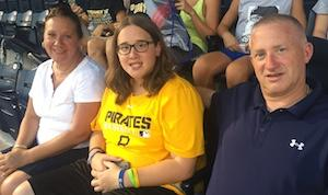 Steel Valley Summer Camp Goes To A Pirates Game - Photo 10