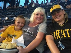 Steel Valley Summer Camp Goes To A Pirates Game - Photo 1