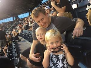 Steel Valley Summer Camp Goes To A Pirates Game - Photo 4