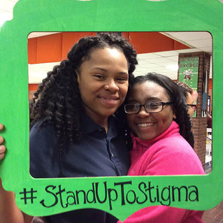 """TFIM Stand Together Group Participated in """"Stop the Stigma"""" Week - Photo 4"""