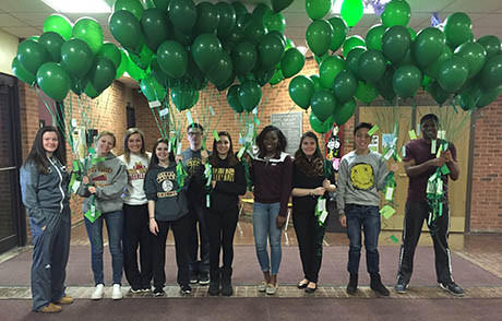 "TFIM Stand Together Group Participated in ""Stop the Stigma"" Week - Photo 5"
