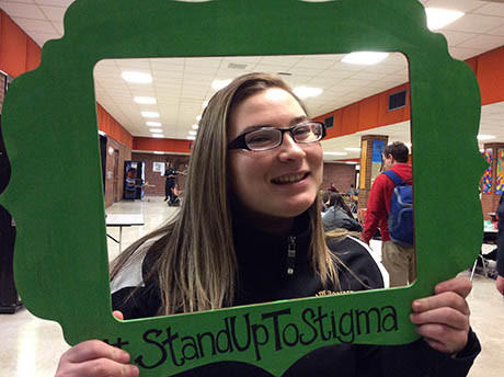 "TFIM Stand Together Group Participated in ""Stop the Stigma"" Week - Photo 1"