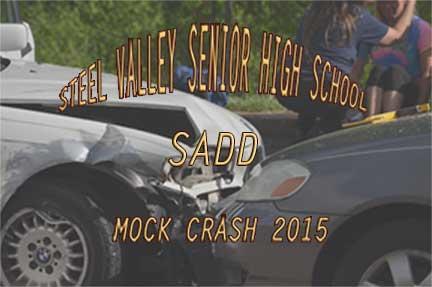 SADD Mock Crash 2015 - Photo 54