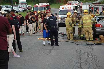 SADD Mock Crash 2015 - Photo 30