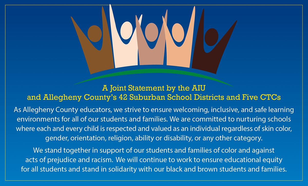 Joint Statement from Allegheny County Schools