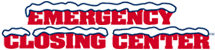Emergency Closing Center logo