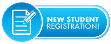 New Student Registration Button