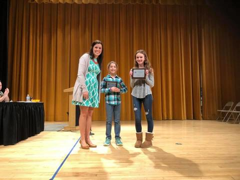 2018 McDonough County Spelling Bee Winners