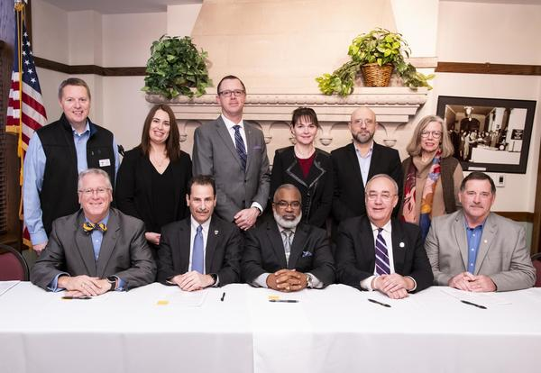 Macomb leaders sign inclusion resolution