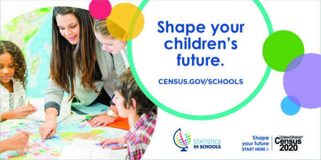 Impact Your Community - Participate in the Census